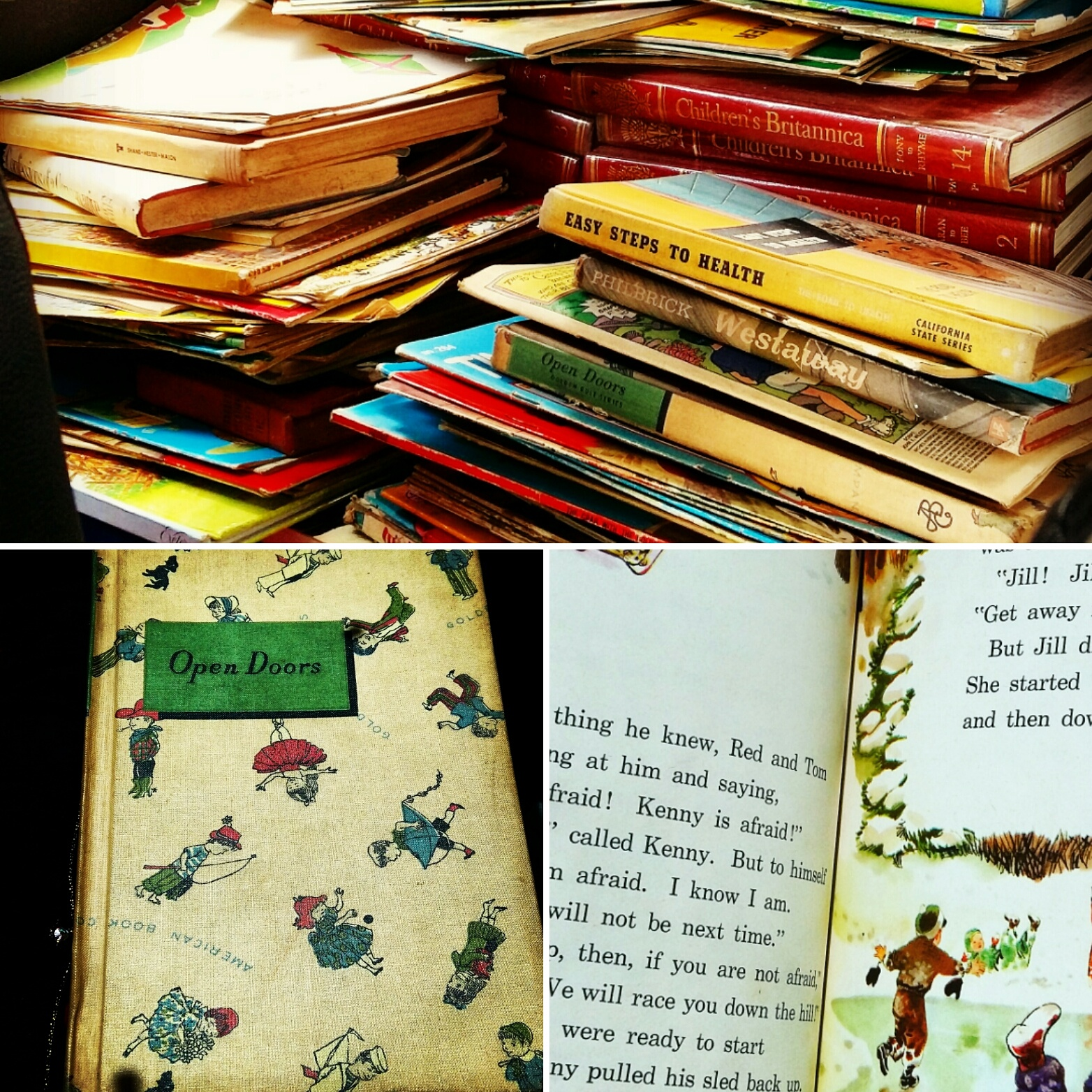Of Friends, Books and Magic