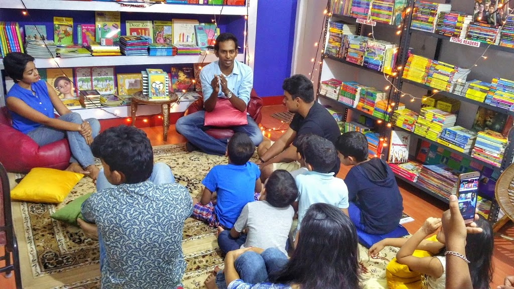 V-Day Book Launch @ The Reading Room