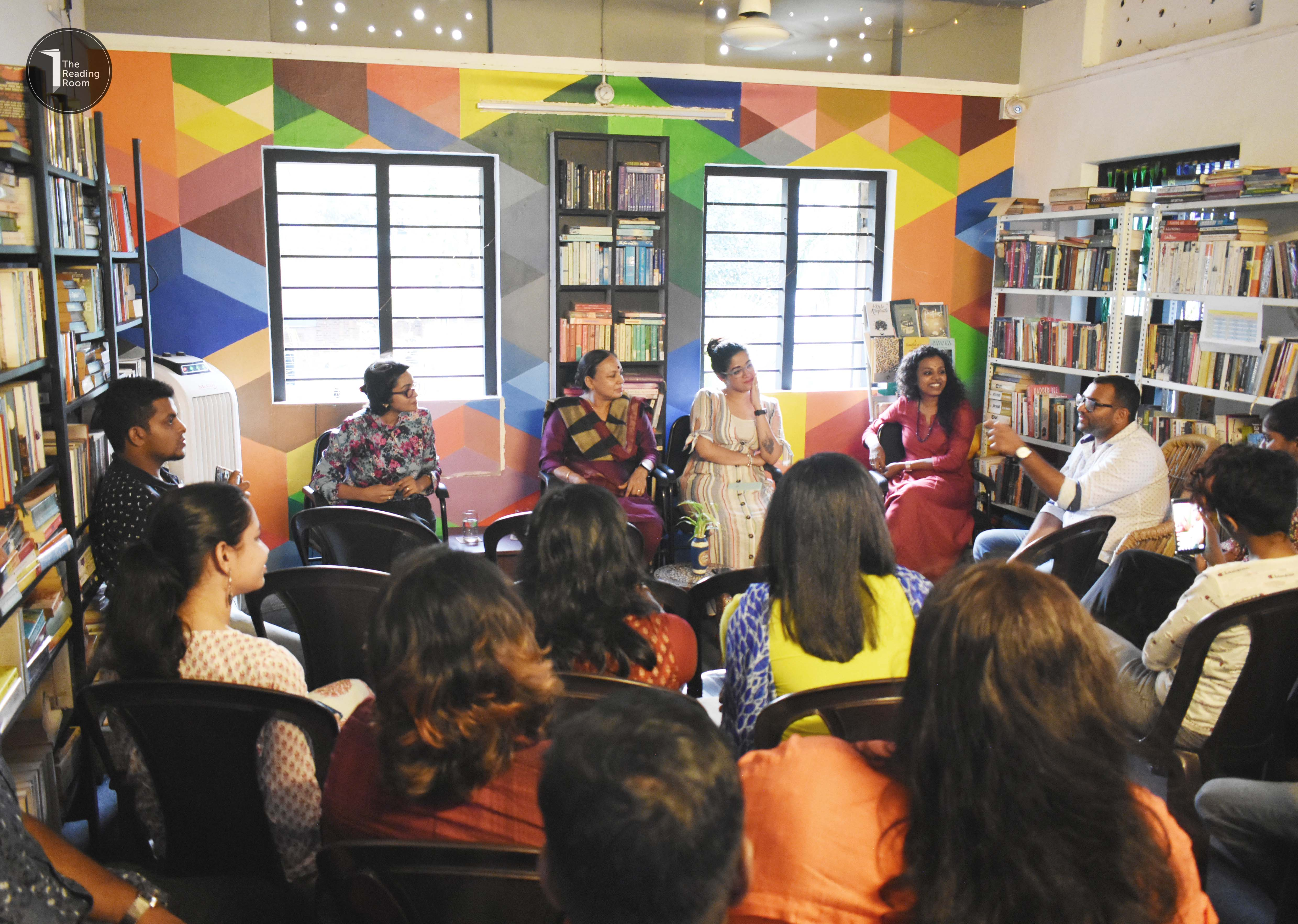 The Reading Room: Panel Discussion