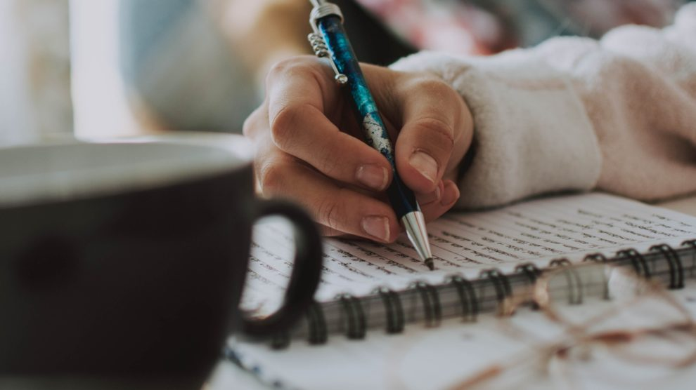 A Day in the Life of a Teenage Writer